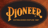 Pioneer Clothing logo